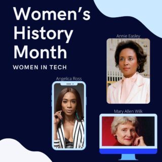 It's easy to go about our everyday lives without stopping to think about the person who made things possible. As we near the end of Women's Month, we're excited to shout out these women in Tech! Mary Allen Wilkes pioneered WFH, which we can all relate to. She was the first person to develop a personal computer set up when it was unheard of for people to have computers at home. Annie Easley deserves a thank you for helping save the environment by creating hybrid car batteries. She developed a code used in researching energy-conversion systems which were used to create alternative power technology. Angelica Ross paved the way for inclusivity in the tech industry. She is the CEO and founder of TransTech Social Enterprises, an organization that helps people lift themselves out of poverty through technical training and digital work creating a social impact and bringing economic empowerment to marginalized trans and LGBTQI+ communities and members. #womenhistorymonth #beboldforchange #choosetochallenge #lifeatoutlook