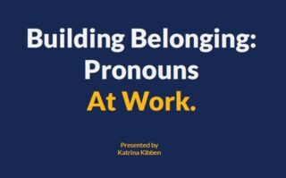 As Pride month wraps up, we wanted to provide our employees some information on how to help create a culture of inclusivity. A critical part of helping people thrive at work is creating a safe space to work. Even in supportive environments, many transgender and gender non-conforming individuals can still expect uncomfortable conversations. We can help them feel safe. With the help of Three Ears Media, our employees had the opportunity to attend a diversity and inclusion training where we learned how we can be better allies from our guest speaker, Katrina Kibben.   #lifeatoutlook #diversityandinclusion #pride
