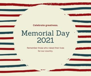 Happy Memorial Day!   While we enjoy this day with friends and family, join us in honoring those who sacrificed their lives for our freedom.   #Memorialday #letfreedomring #rememberourheroes #lifeatoutlook