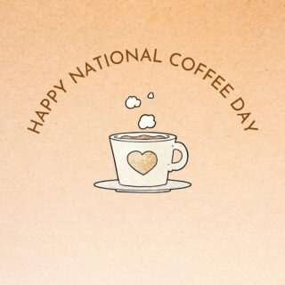 Happy day to those of us that need to be caffeinated in the A.M... or P.M.   We don't judge! ☕   #nationalcoffeeday #lifeatoutlook #freecoffeeday