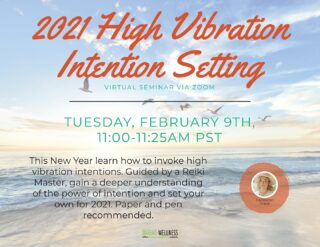 It's never too late to set your intentions in motion for the new year! This week we had the opportunity to attend a virtual seminar where we learned the power of intention and its advantages. This will help us take 2021 by storm! #lifeatoutlook #virtualseminar #highvibrationintention #watchout2021 #positivevibesonly