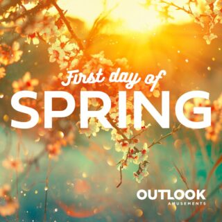 It's finally here! First day of Spring! Since we can't hug everyone before getting the vaccine, we can embrace the longer days and warmer weather coming our way! Before the cleaning starts, let's enjoy this turning point to appreciate spring and everything it comes with! Our apologies to those with pollen allergies. #firstdayofspring #springequinox #springcleaning #longerdays #lifeatoutlook