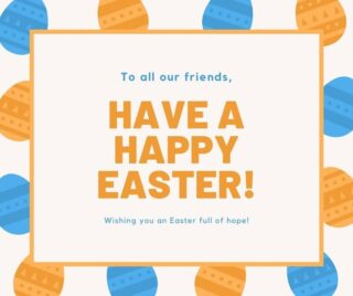 Happy Easter from all of us at Outlook Amusements! #happyeaster #easter2021 #lifeatoutlook