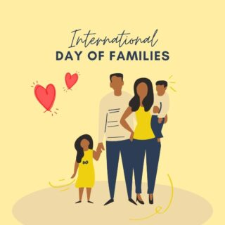 Today is International Day of Families!   Families come in all forms, both traditional and non-traditional. On this day, we not only celebrate the family we were born into, but we also celebrate the family we choose.   Happy International Day of Families to you and your tribe!   #internationaldayoffamilies #familyday #lifeatoutlook #wearefamily