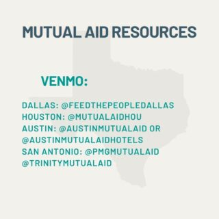 Our hearts are with the people of Texas right now. If you haven't heard … Texas needs our help! There is a state-wide power shortage due to the massive winter storm. Temperatures are below freezing and many people are without power, water, and internet. To top that off major highways are shut down. Join us in our mission to be a positive force in the lives of others. If you wish to help, here are some mutual aid resources that are currently supporting people in need. @MOVE_texas #texasresources #positiveforce #lifeatoutlook