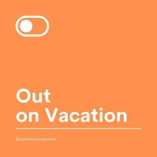 BRB, we're on vacation mode 🏖️ 🌴 ☀️   What have you done this summer?   #lifeatoutlook #vacationmode #pto #summer