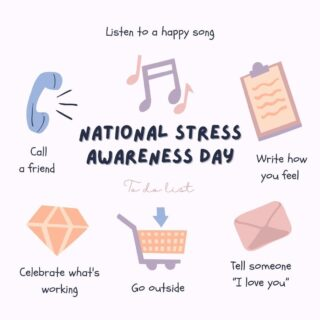 It's National Stress Awareness day. Today is the perfect excuse to focus on your health and mental well-being. Something as simple as taking a walk, meditating or having a healthy snack can improve your stress levels and release tensions. #lifeatoutlook #stressawareness #takeawalk #silverlining #meditating #snacktime
