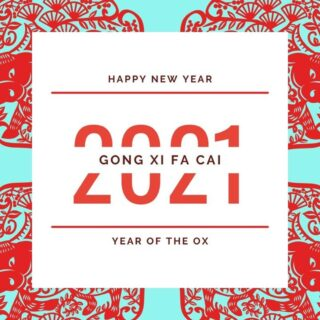 May the New Year bring happiness and connection to everyone who seeks it. We wish good luck and good fortune to you and your peeps! 2021 is the Year of the Ox. People born in the Year of the Ox are reliable, calm, trustworthy and inspire confidence in others. They are valued for their common sense, honesty and work ethic. These Ox people sound dope! #YearoftheOx #ChineseNewYear #lifeatoutlook