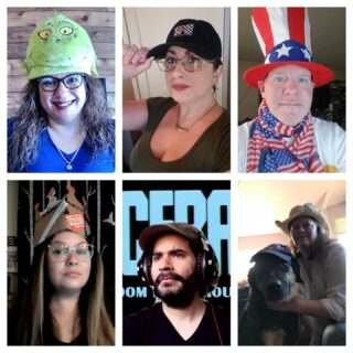 Even though we're at home we can still bring the party! It's National Hat Day and our coworkers did not disappoint! Well….. the most unique hat is winning a prize, so I guess you can say we are motivated! Comment on your favorite hat below! #lifeatoutlook #nationalhatday #hatday #partytime