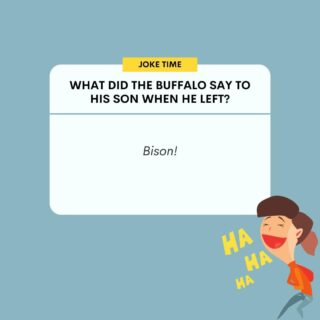 It's National Tell a Joke Day!   Apparently Dad jokes are the favorite among us here at OA. Our #lifeatoutlook Slack channel holds all the proof!  What's your favorite?  #nationaltellajokeday #joke #dadjokes