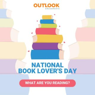 What world are you visiting today?   #nationalbookloversday #books #lifeatoutlook #bookworm #bookaddict #reading #bookish